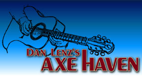 Dan Lenz's Axe Haven Logo